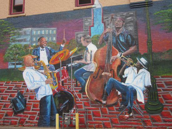 MURAL Jazz Band!