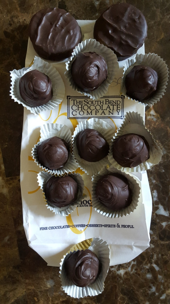 Dark Chocolates!