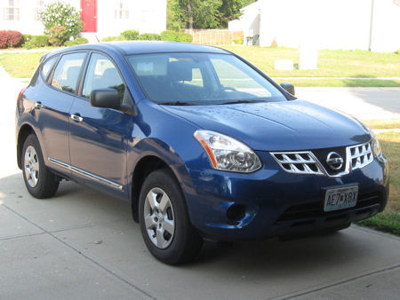 Nissan Rogue!