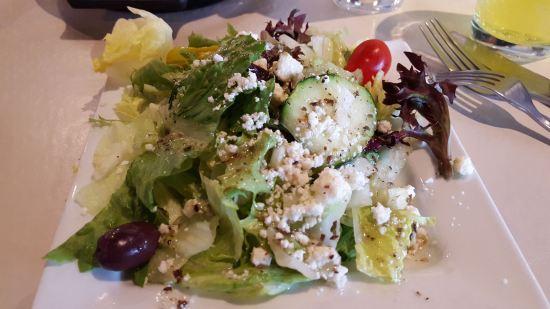 Opa! Salad!