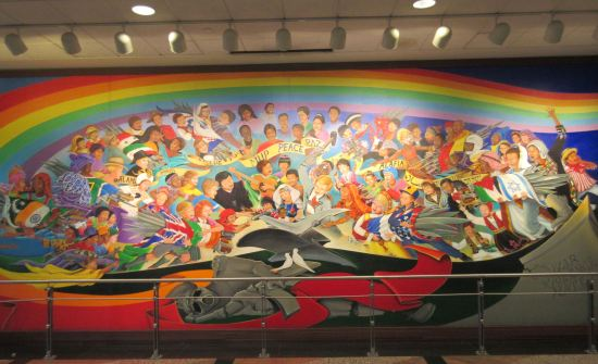 Peace Mural!
