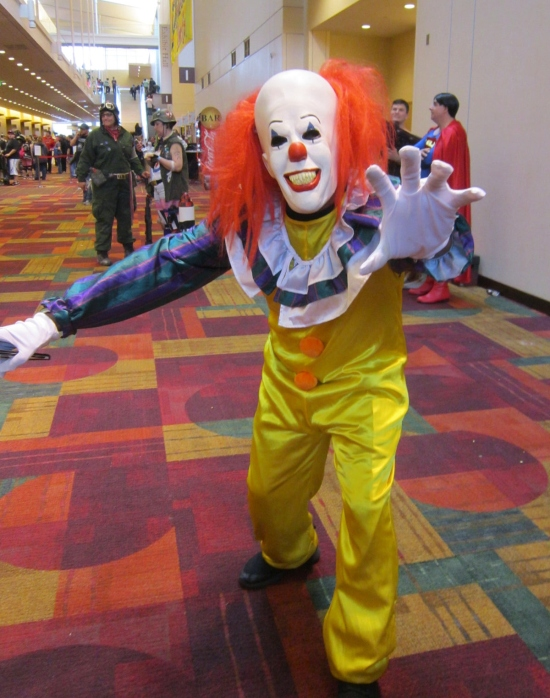 Pennywise!