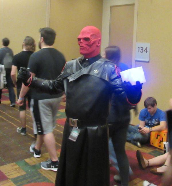 Red Skull!