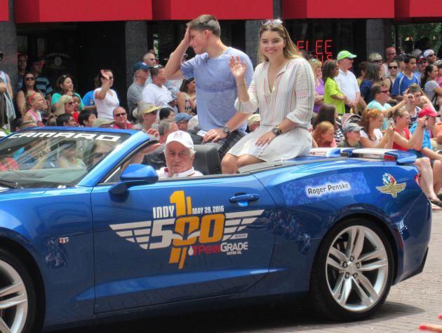 Roger Penske!