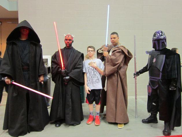 Sith Parade!