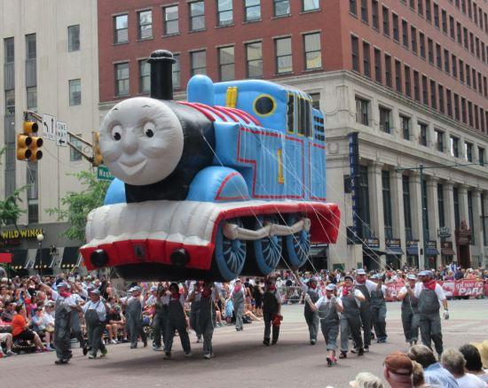 Thomas the Tank Engine!