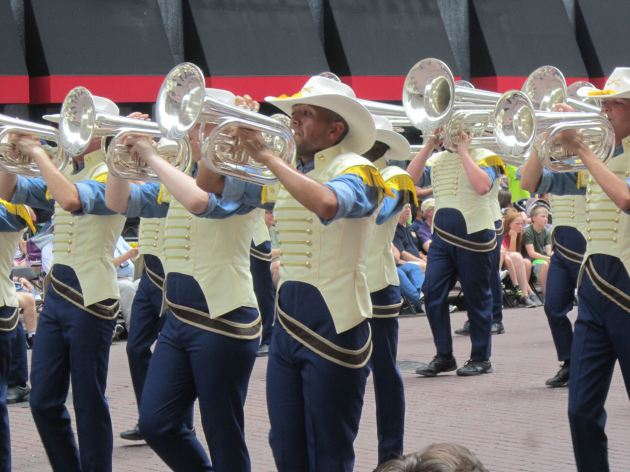Troopers Drum & Bugle Corps!
