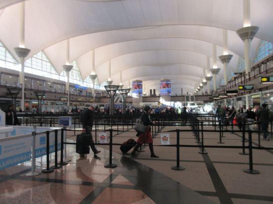 TSA Lines!