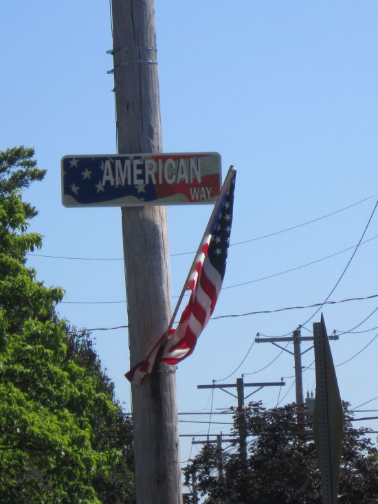 American Way!