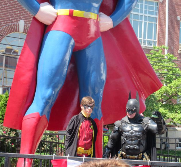 Batman + Robin!