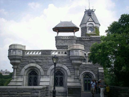 Belvedere Castle!