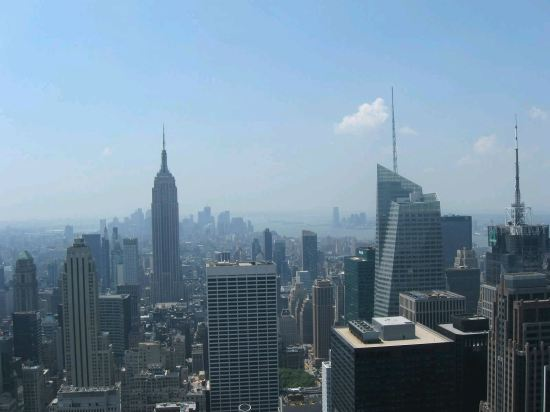 Empire State Building!