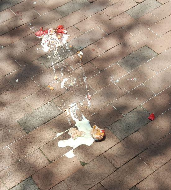 Fallen Shortcake!