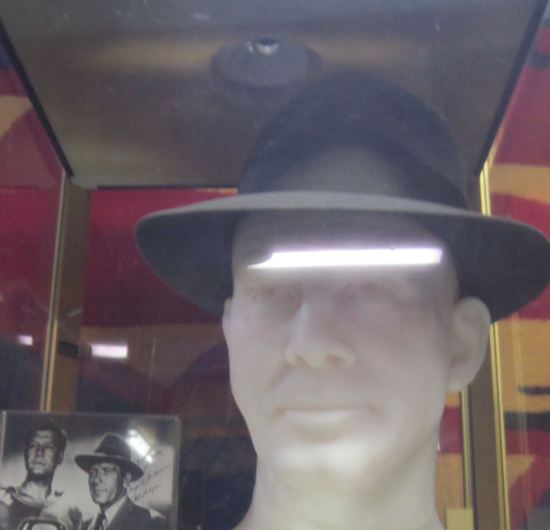 Henderson's Hat!