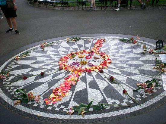 Lennon Memorial!