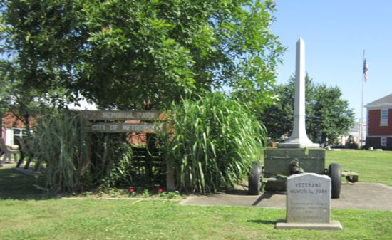Memorial Park!