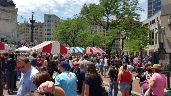 Indianapolis Strawberry Festival!