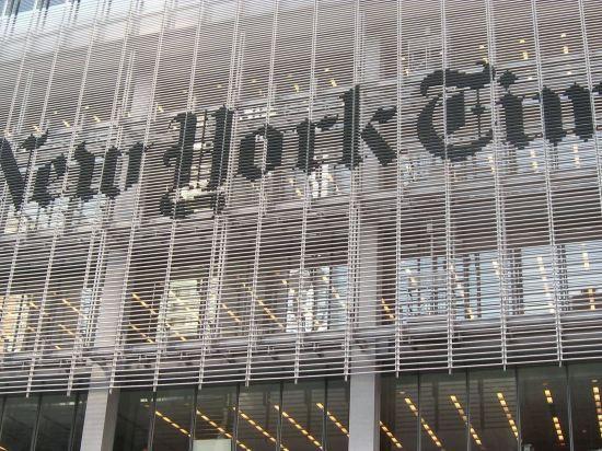 New York Times!
