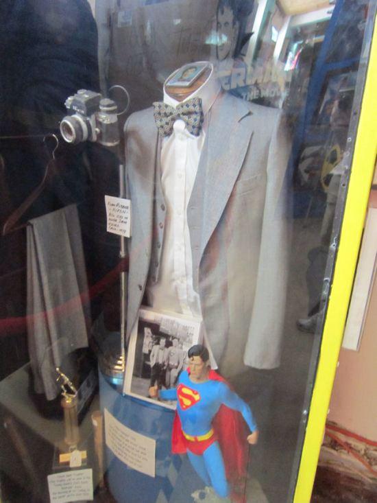 Olsen's Suit!