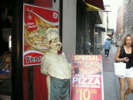 Pizza Guy Surprise!
