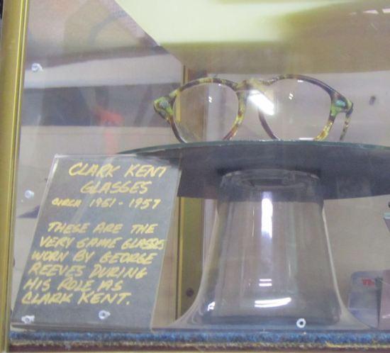 Reeves' Glasses!