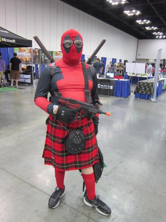 Scotspool!
