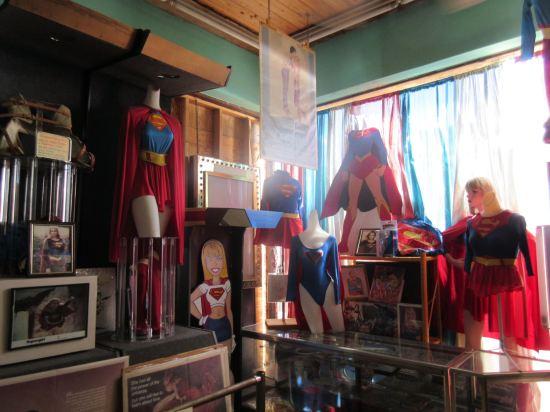 Supergirl Corner!