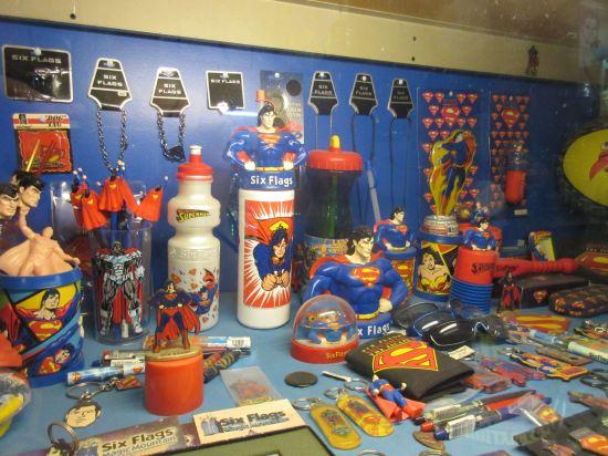 Superman Merchandise!