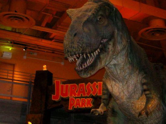 T-Rex!