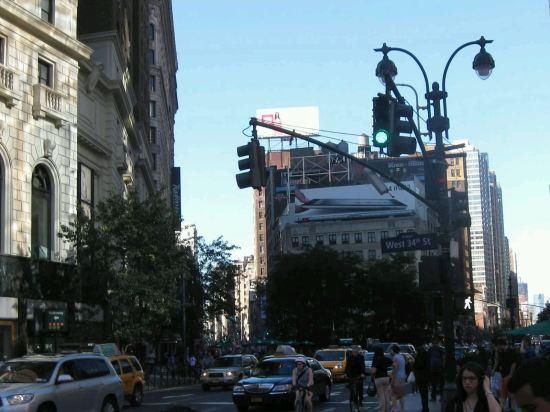 Herald Square!