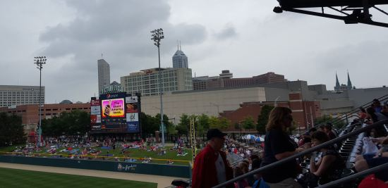 Victory Field!