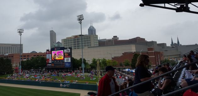 Victory Field!