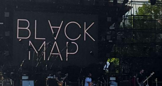 Black Map!