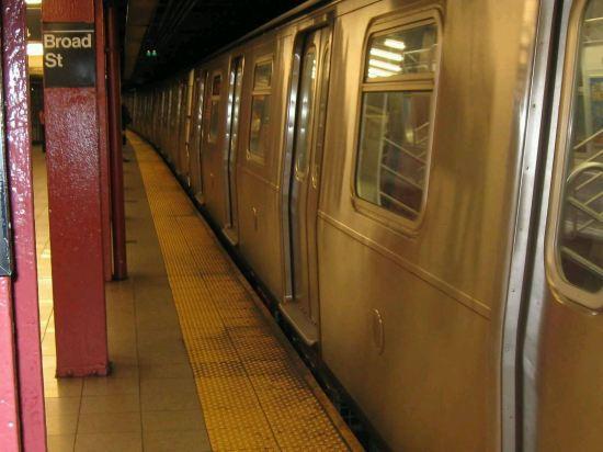 Broad St Station!