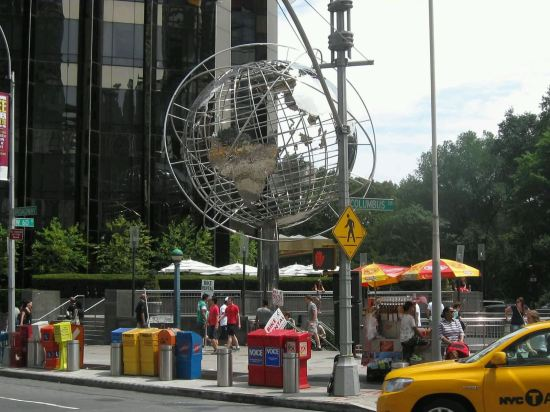 Columbus Circle!