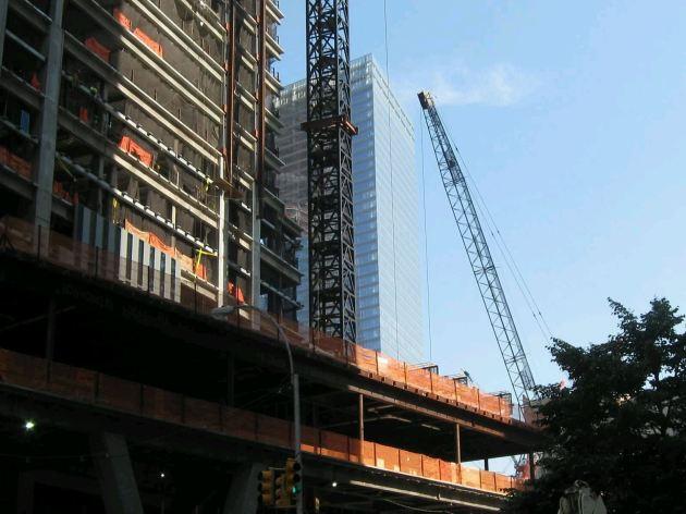 Crane + Construction.