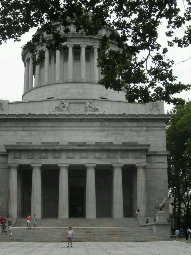 Grant's Tomb!