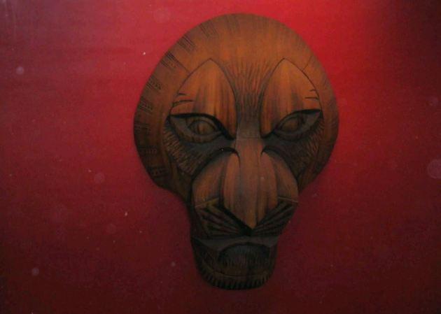 Lion King Mask!