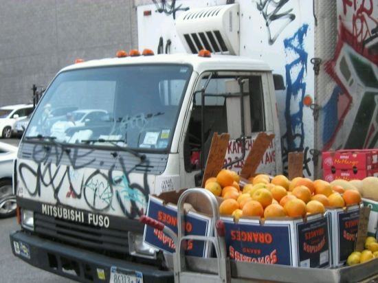 Lower East Side Truck!