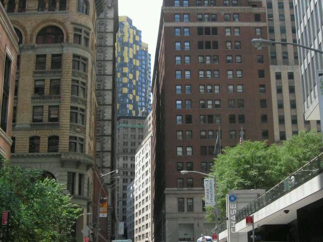 Narrow Buildings!