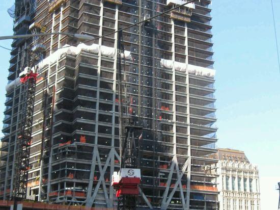 WTC Construction!