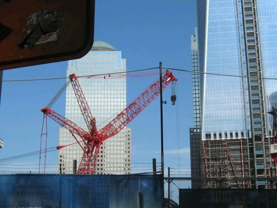 Red Crane.
