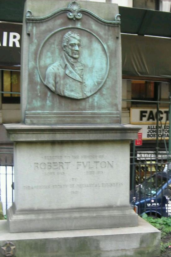 Robert Fulton!