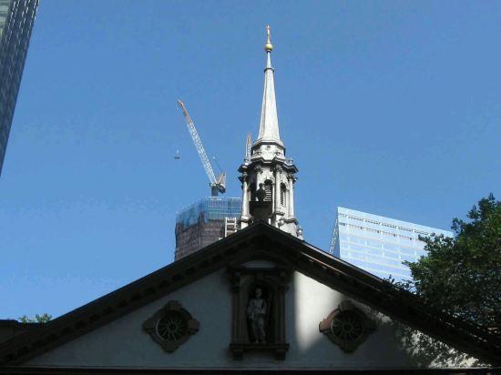 St' Paul's Steeple.