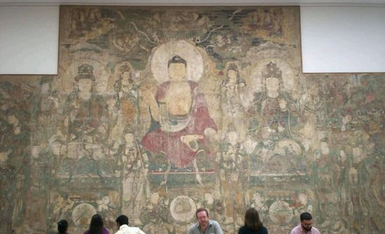 Chinese Tapestry!