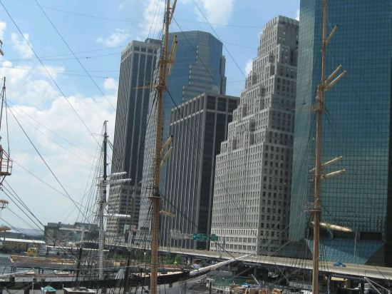 Wall Street Docks!