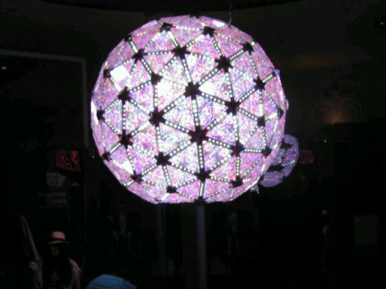 New Year's Eve Ball!