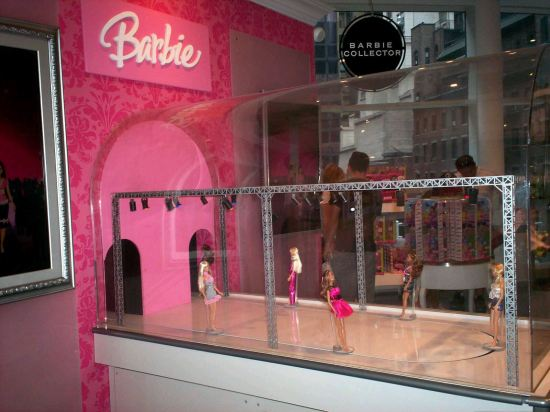Barbie!