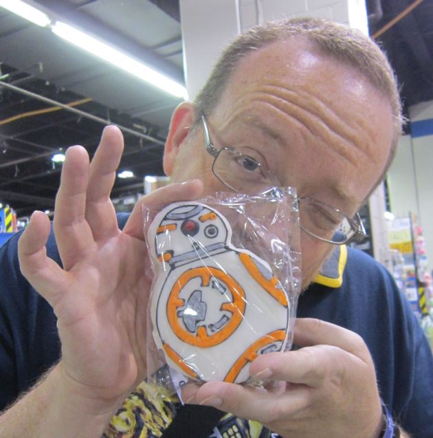 BB-8 Cookie!
