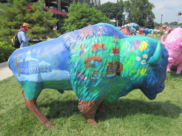 Corydon Bison!